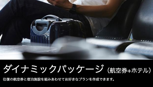 ダイナミックパッケージ スターフライヤー GoTo